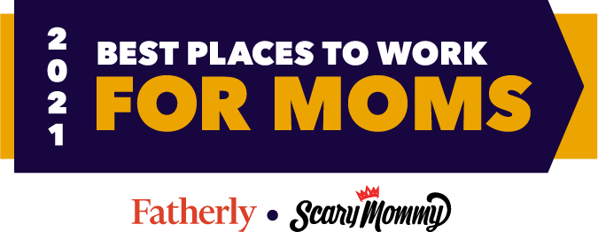 2021 Best Places to Work for Moms